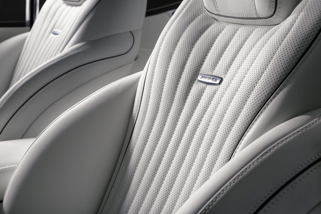 Cалон Mercedes-AMG S65 Coupe. Фото 6, А1 Авто.
