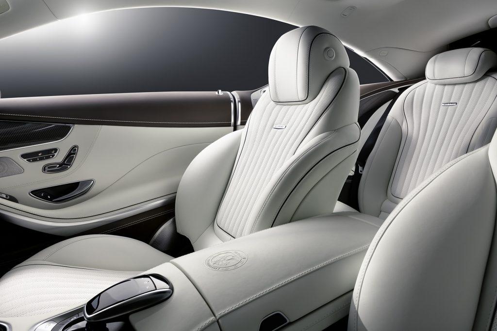 Cалон Mercedes-AMG S65 Coupe. Фото 3, А1 Авто.
