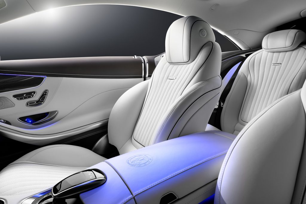 Cалон Mercedes-AMG S65 Coupe. Фото 4, А1 Авто.