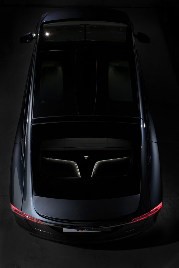 Тюнинг Tesla Model X. Фото 3, А1 Авто