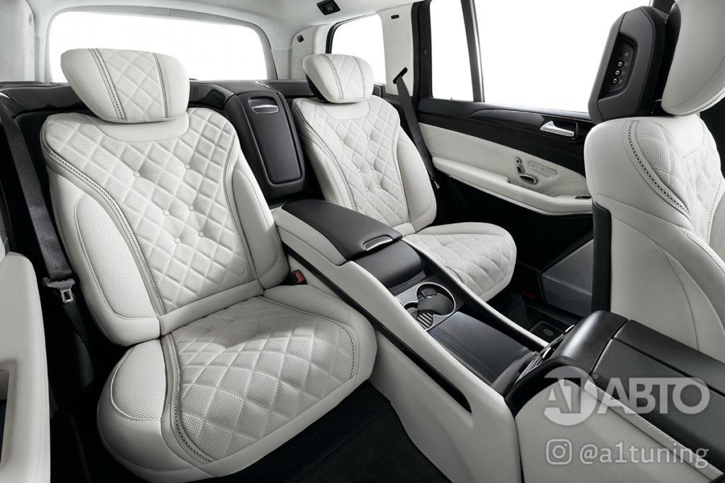 Тюнинг салона Mercedes Benz GLS. Фото 3, А1 Авто