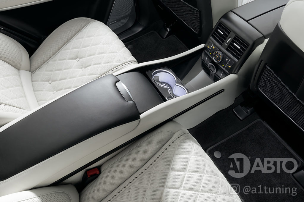 Тюнинг салона Mercedes Benz GLS. Фото 5, А1 Авто