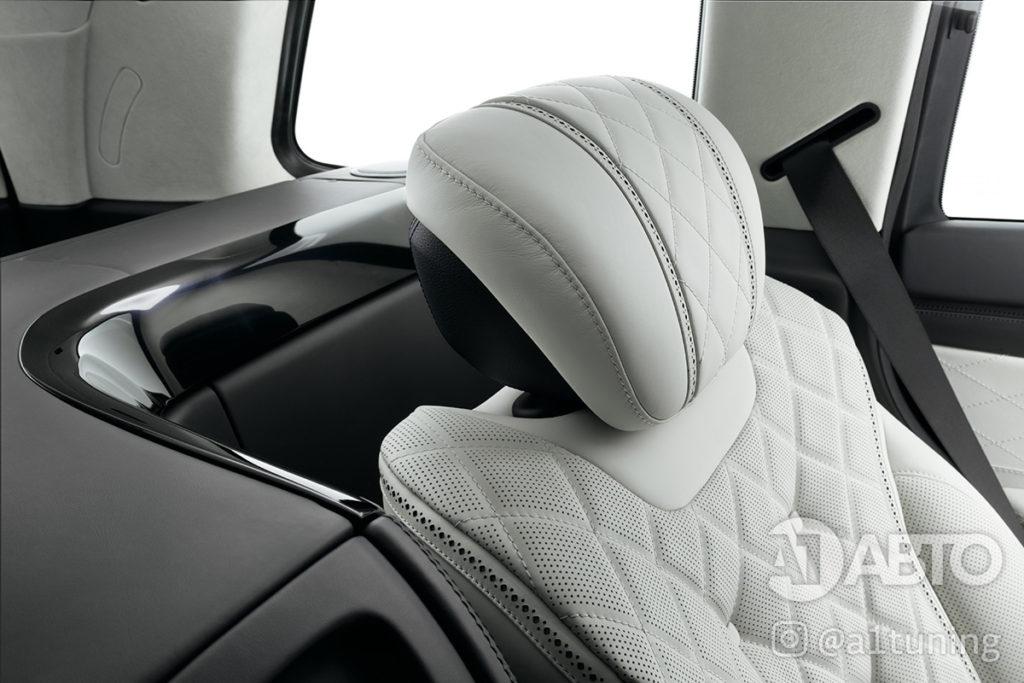 Тюнинг салона Mercedes Benz GLS. Фото 6, A1 Auto