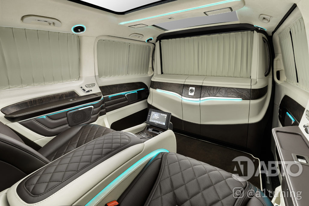 Салон Mercedes Benz V-Class VIP фото 1, А1 Авто
