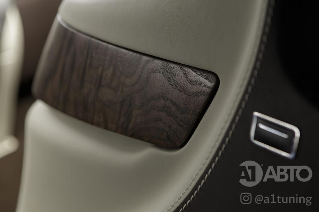 Cалон Mercedes Benz V-Class VIP. Фото 2, А1 Авто.