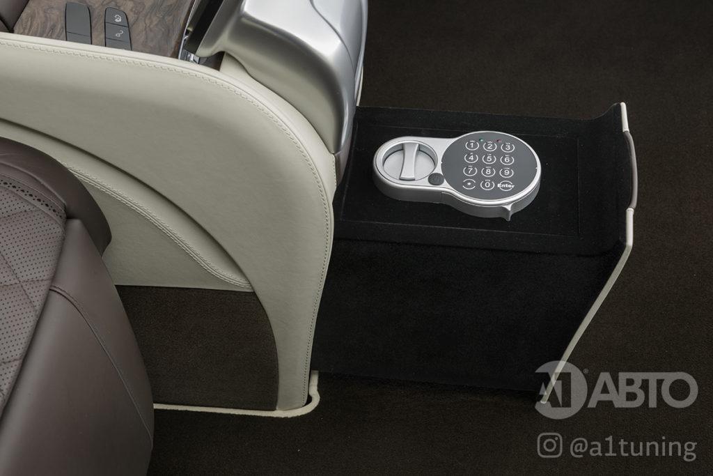 Cалон Mercedes Benz V-Class VIP. Фото 3, А1 Авто.