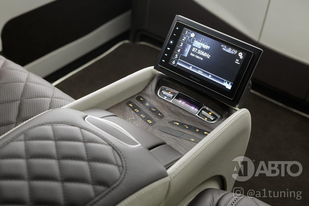 Cалон Mercedes Benz V-Class VIP. Фото 5, А1 Авто.