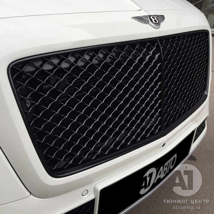 Покраска хромированных элементов кузова авто. Фото 11