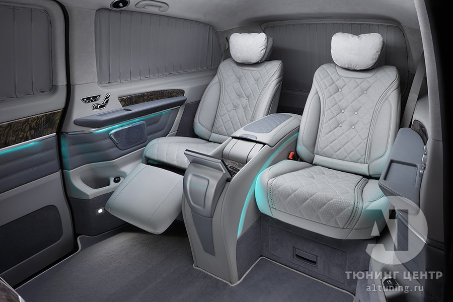 Cалон Mercedes Benz V-Class. Фото 17, А1 Авто.