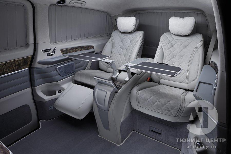 Cалон Mercedes Benz V-Class. Фото 19, А1 Авто.
