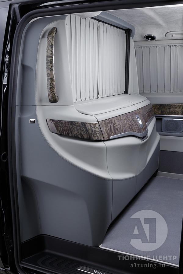 Cалон Mercedes Benz V-Class. Фото 22, А1 Авто.