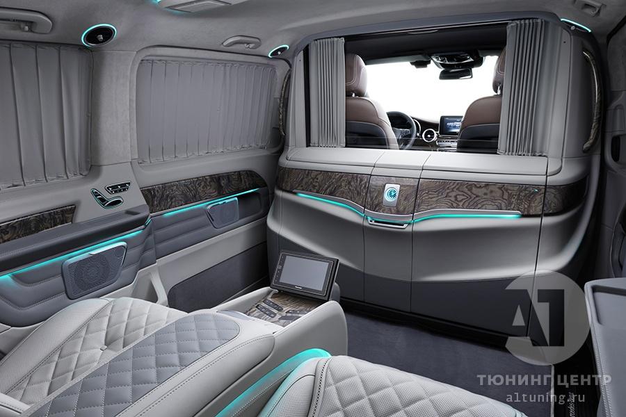 Тюнинг Mercedes Benz V-Class. Фото 6, А1 Авто