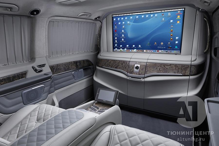 Тюнинг Mercedes Benz V-Class. Фото 8, А1 Авто