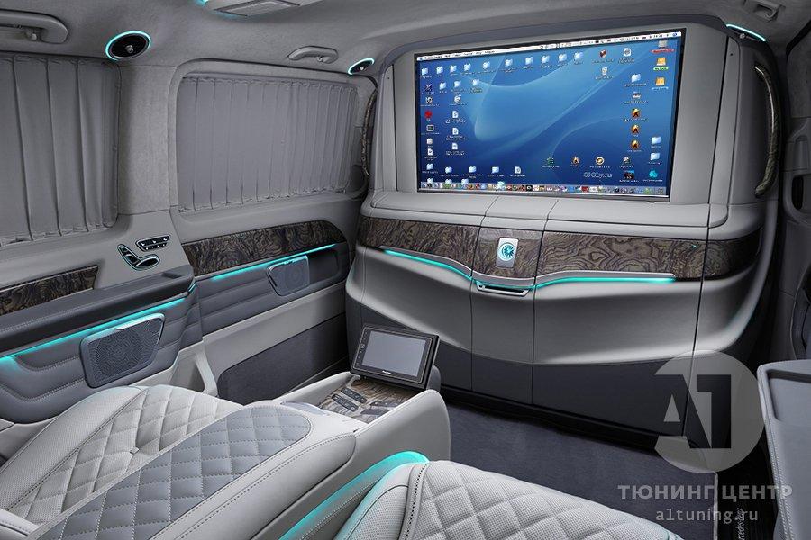 Тюнинг Mercedes Benz V-Class. Фото 9, А1 Авто