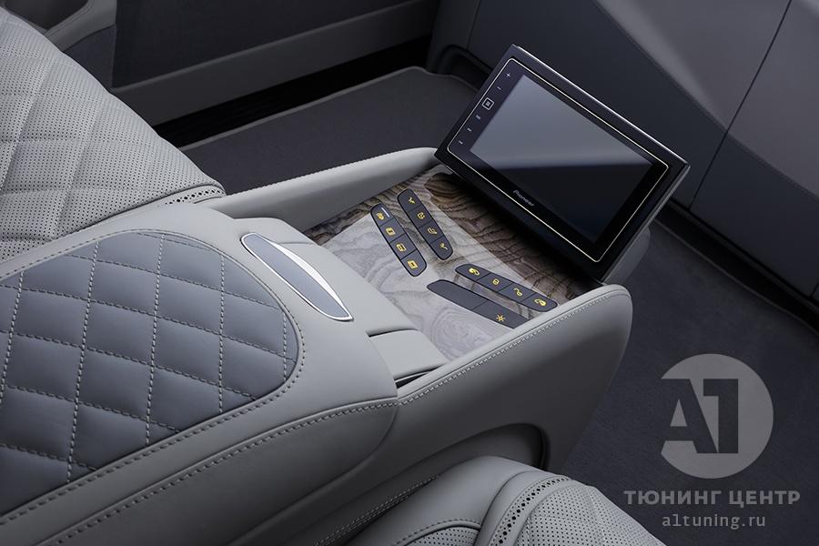 Cалон Mercedes Benz V-Class. Фото 11, А1 Авто.
