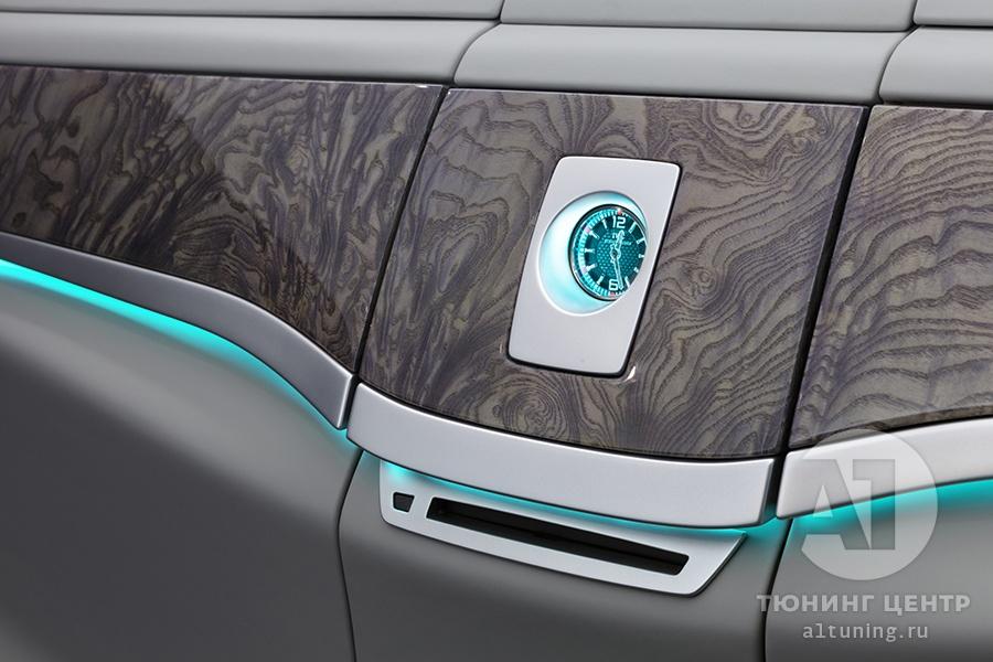 Cалон Mercedes Benz V-Class. Фото 14, А1 Авто.