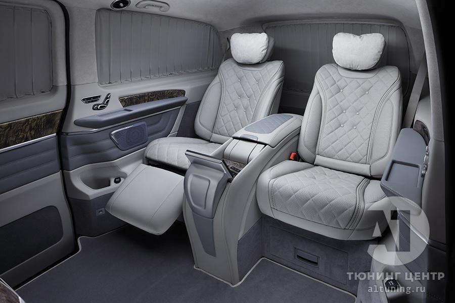 Cалон Mercedes Benz V-Class. Фото 16, А1 Авто.