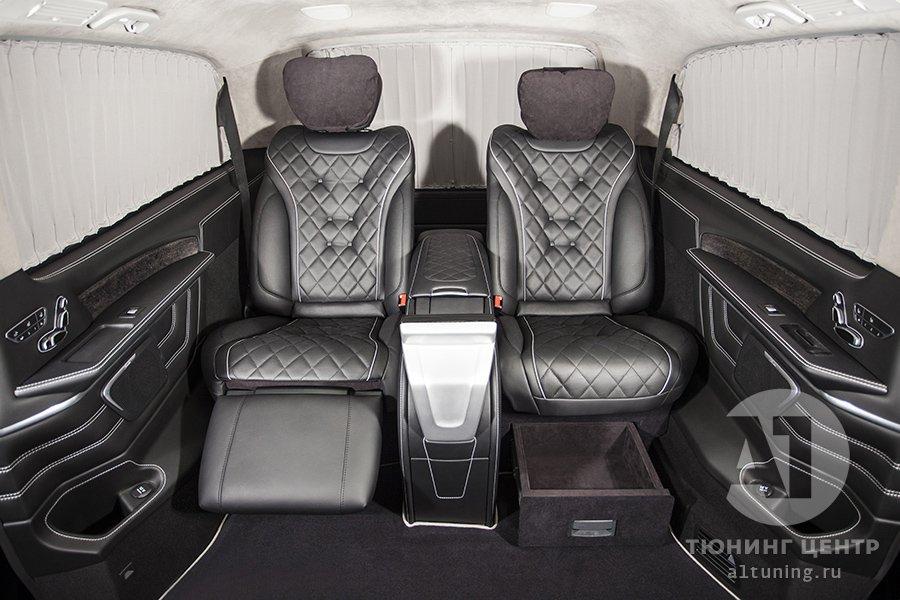 Тюнинг Mercedes Benz V-Class. Фото 4, А1 Авто
