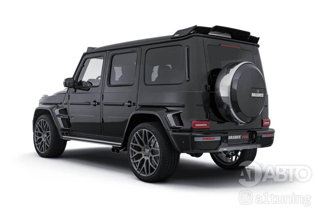 Тюнинг G-class. A1 Auto