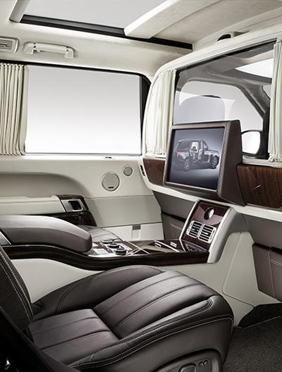 Тюнинг Range Rover фото. А1 Авто