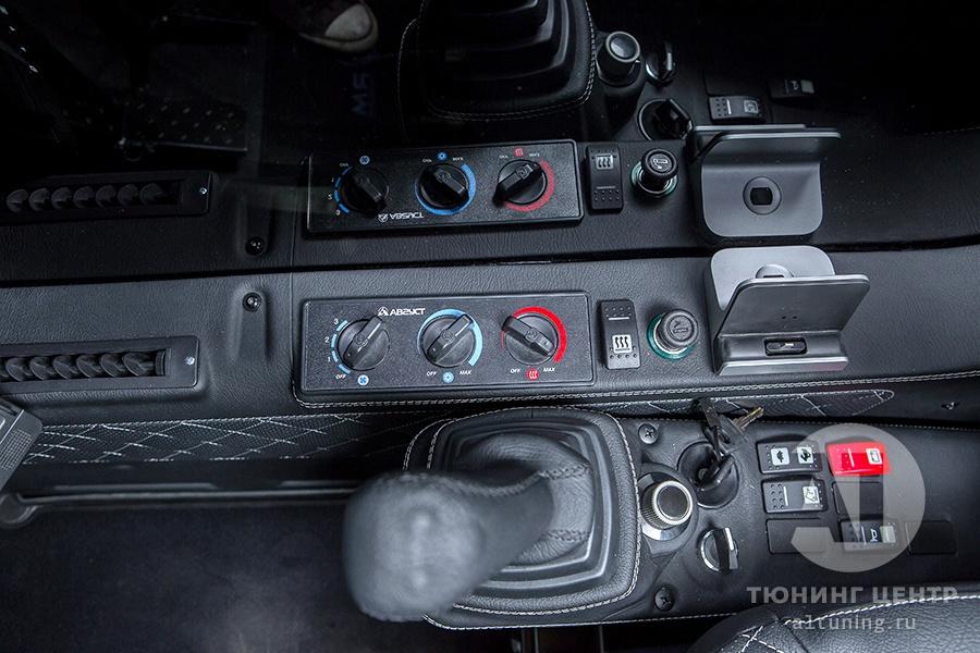 Тюнинг экскаватора TX 210, фото работ 1. А1 Авто