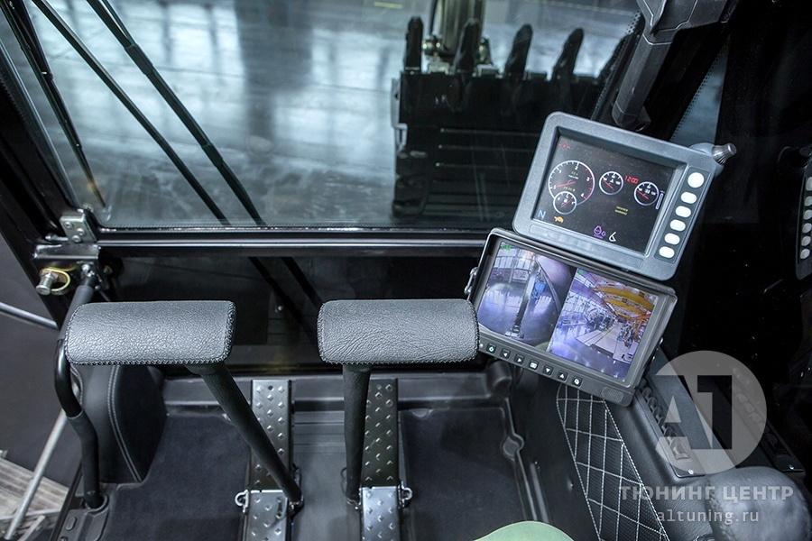Тюнинг экскаватора TX 210, фото работ 2. А1 Авто