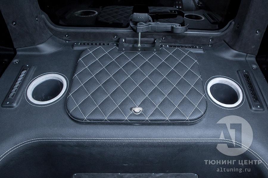 Фото кожаного салона Экскаватор TX 210, А1 Авто