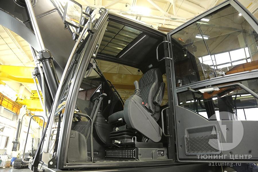 Тюнинг экскаватора TX 210, фото работ 4. А1 Авто