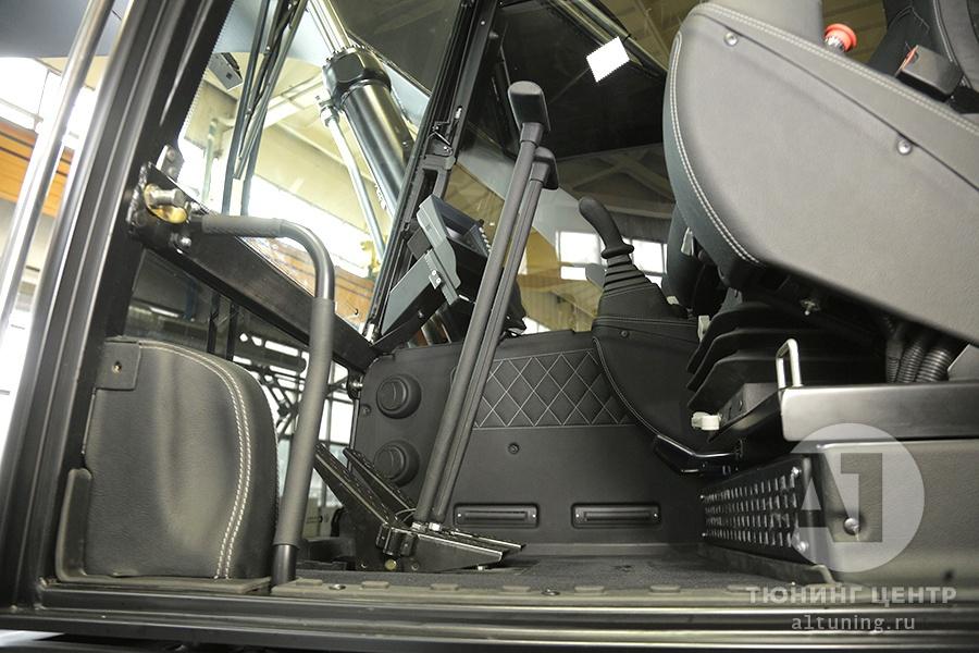 Тюнинг экскаватора TX 210, фото работ 5. А1 Авто