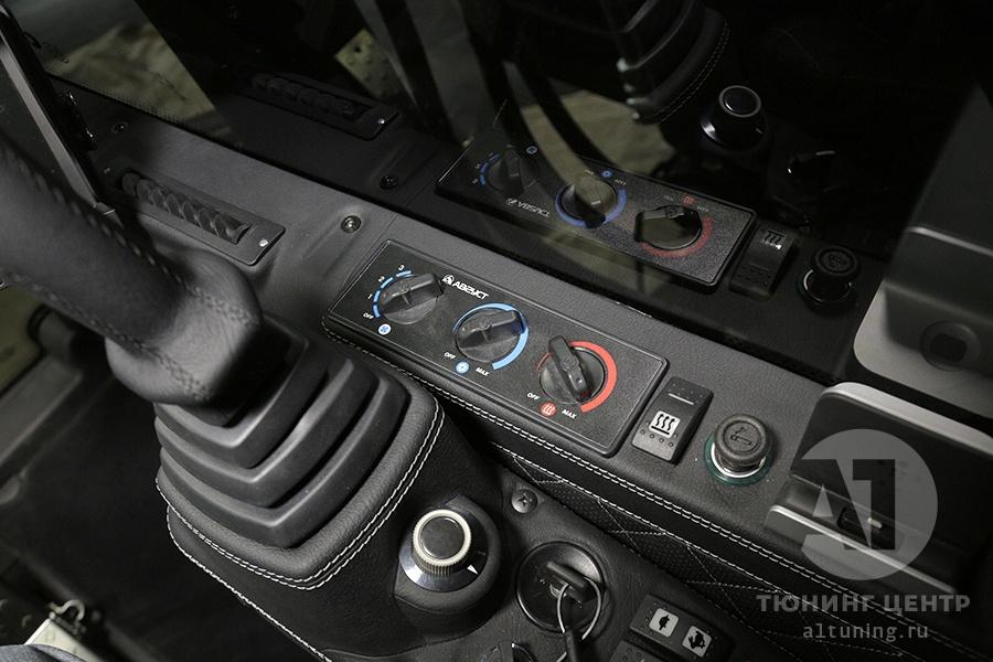 Тюнинг экскаватора TX 210, фото работ 7. А1 Авто