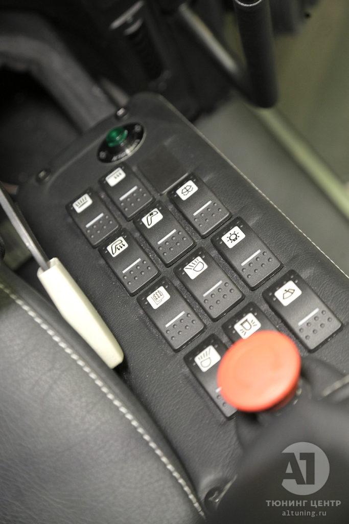 Тюнинг экскаватора TX 210, фото работ 8. А1 Авто