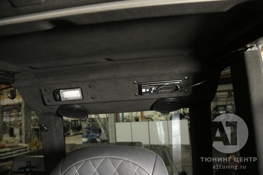 Тюнинг экскаватора TX 210, фото работ 9. А1 Авто