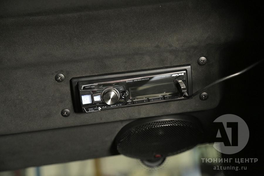 Тюнинг салона Экскаватора TX210 Black. Фото 7, А1 Авто