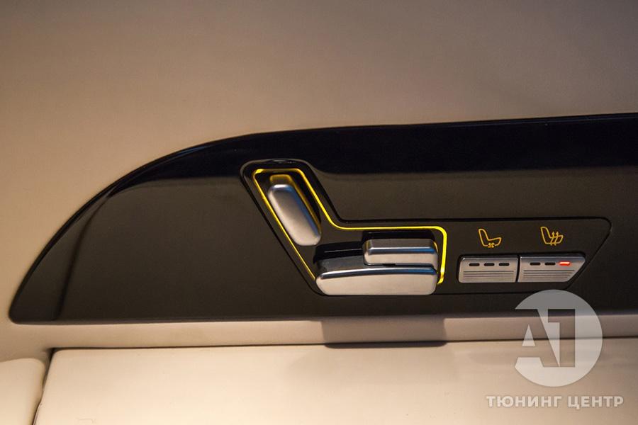 Cалон Mercedes Benz Viano VIP. Фото 9, А1 Авто.