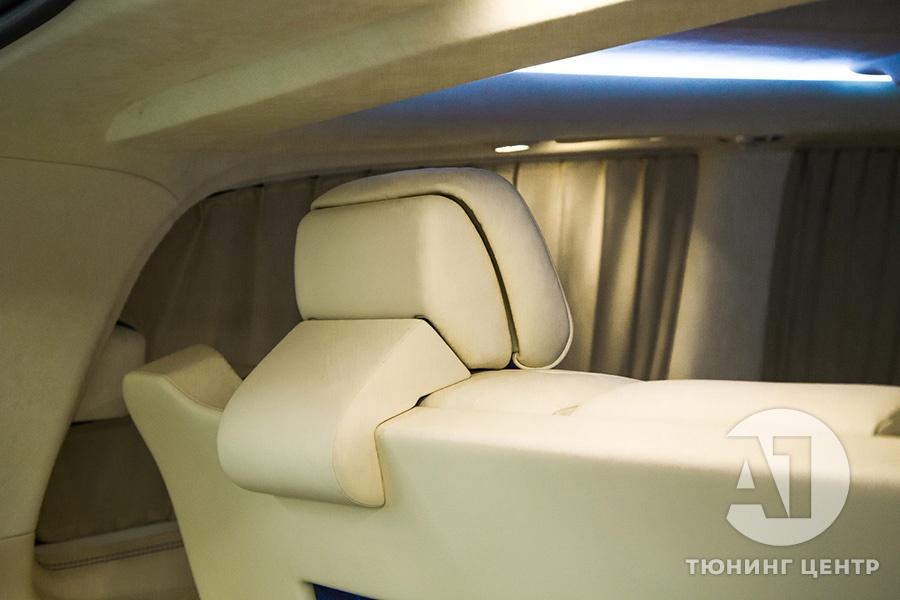 Тюнинг Mercedes Benz Viano VIP. Фото 9, А1 Авто