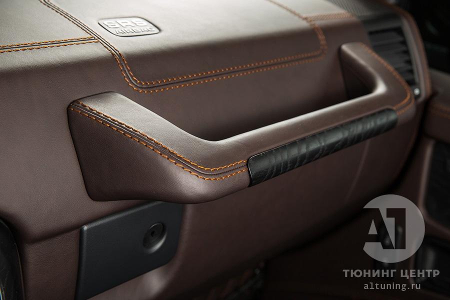 Салон Mercedes Benz G-Class фото 1, А1 Авто
