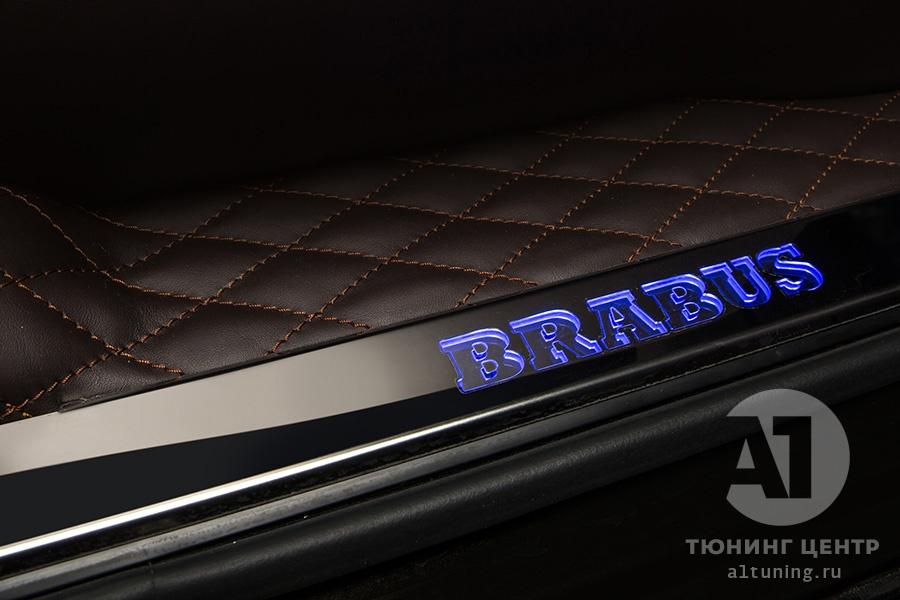 Тюнинг салона Mercedes Benz G-Class. Фото 9, А1 Авто