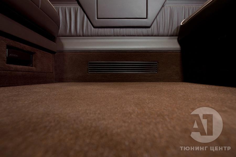 Cалон Mercedes Benz Viano VIP. Фото 18, А1 Авто.