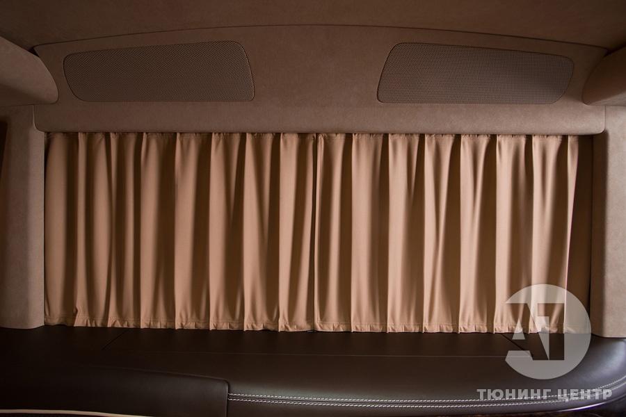 Cалон Mercedes Benz Viano VIP. Фото 20, А1 Авто.