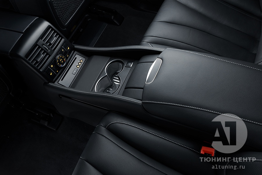 Тюнинг салона Mercedes Benz GL 500. Фото 8, А1 Авто