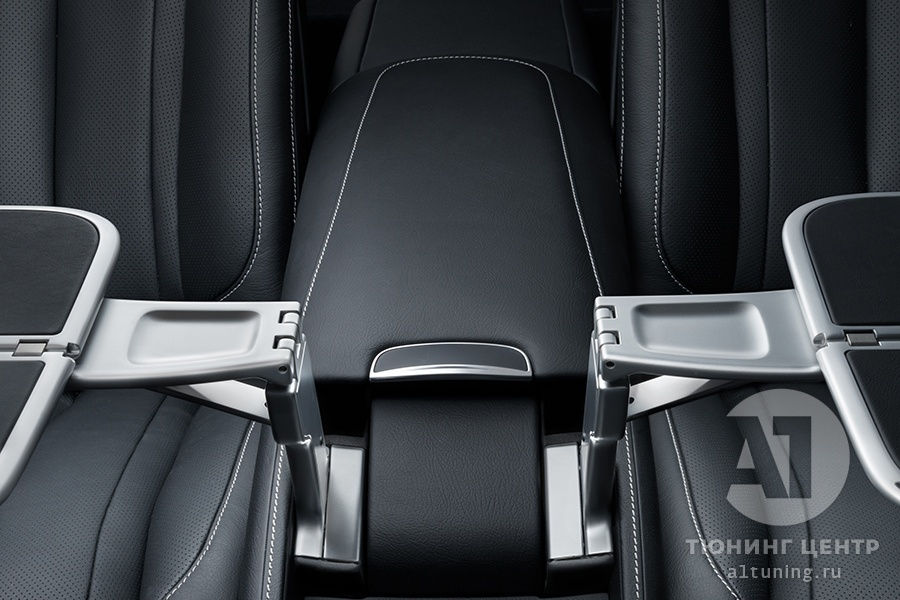 Тюнинг Mercedes Benz GL 500. Фото 5, А1 Авто