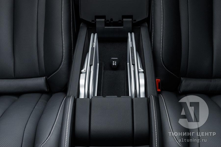 Тюнинг Mercedes Benz GL 500. Фото 4, A1 Auto