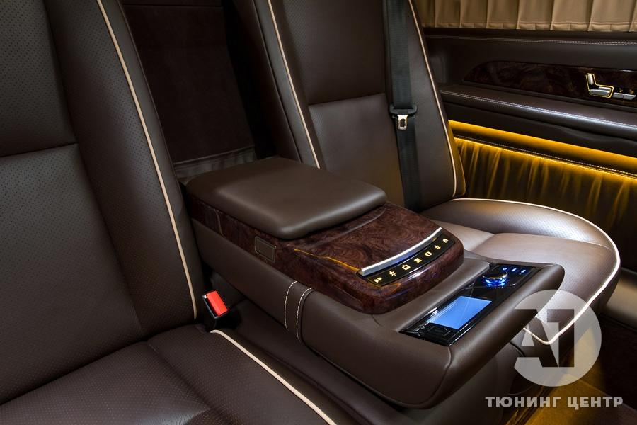 Тюнинг Mercedes Benz Viano VIP. Фото 6, А1 Авто