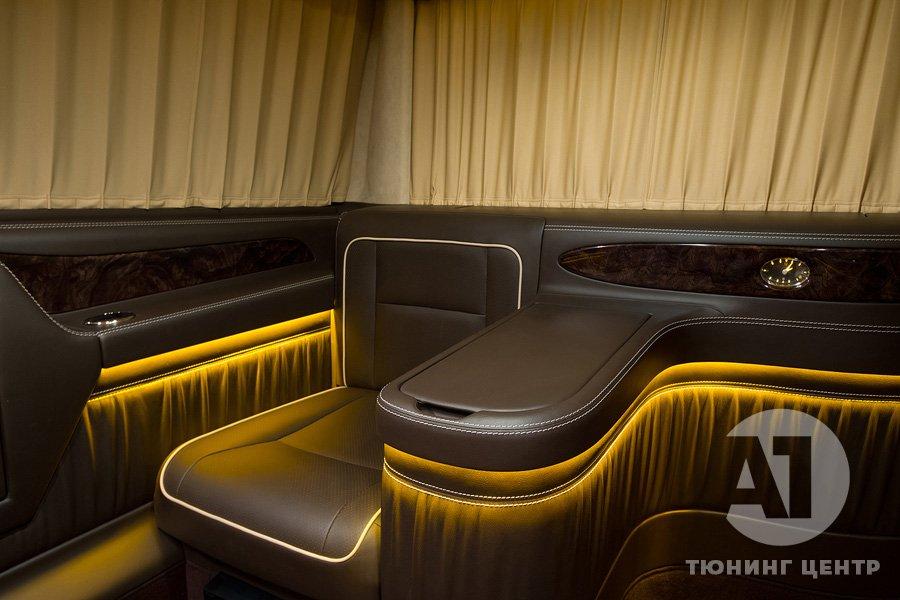 Тюнинг Mercedes Benz Viano VIP. Фото 8, А1 Авто