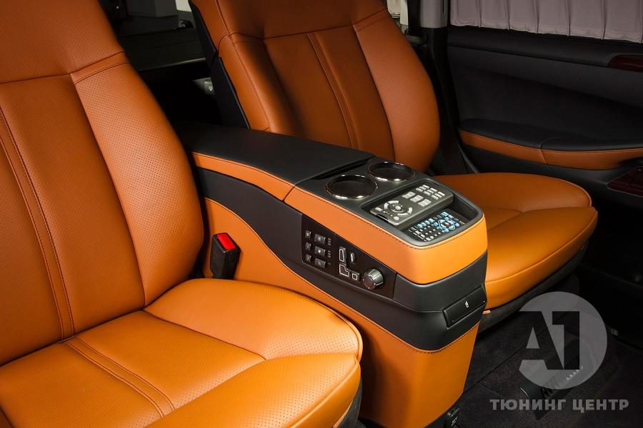 Cалон Lexus LX57. Фото 8, A1 Тюнинг Центр.