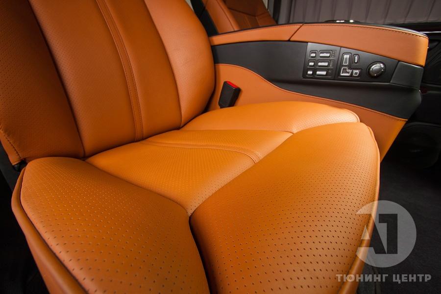 Cалон Lexus LX57. Фото 9  A1 Тюнинг Центр.