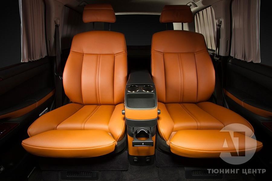 Cалон Lexus LX57. Фото 12, A1 Тюнинг Центр.