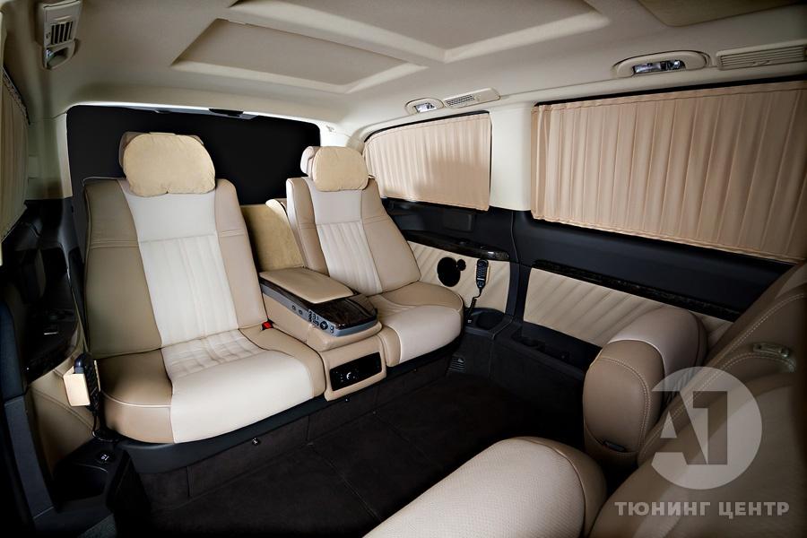 Тюнинг Mercedes Benz Viano Buisness. Фото 2, A1 Тюнинг Центр