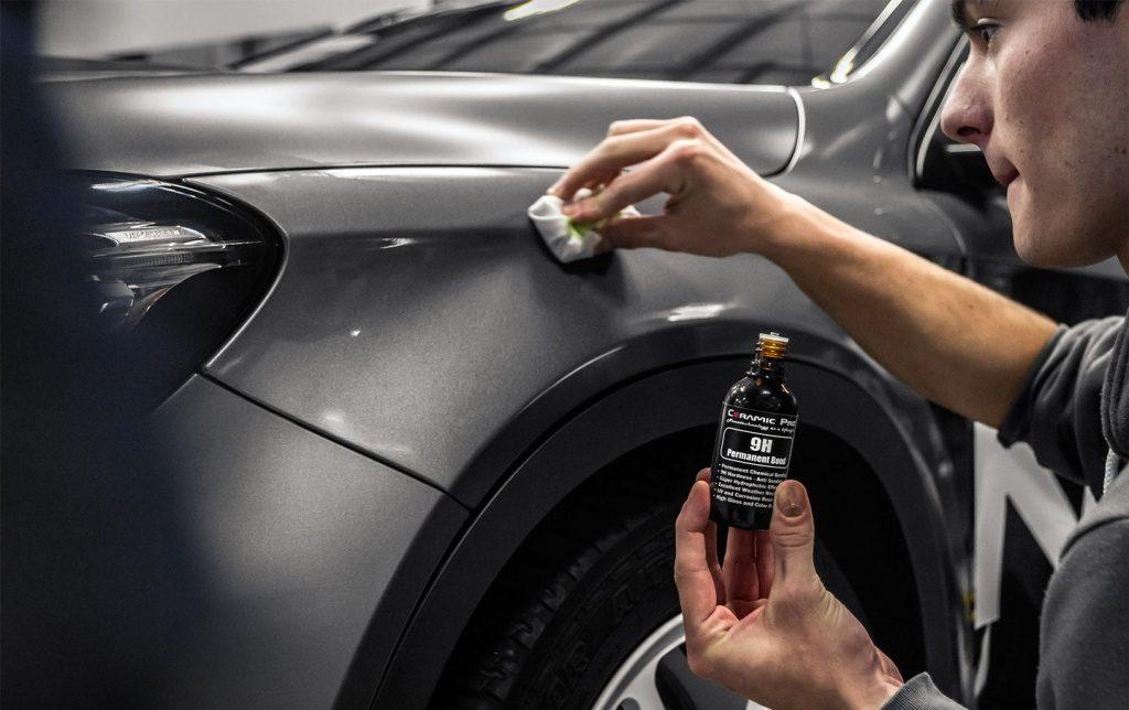 Керамическая полировка авто фото