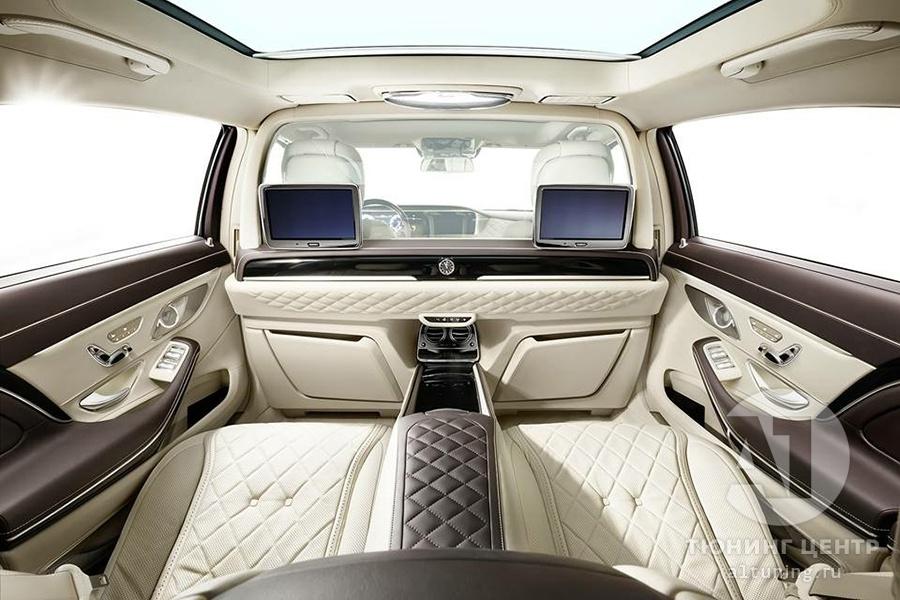 Перегородка Mercedes-Benz Maybach фото 3, А1 Auto